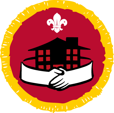 Home Safety Activity Badge