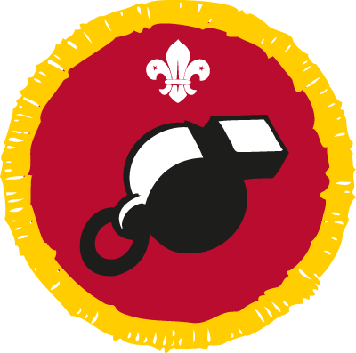 Physical Recreation Activity Badge