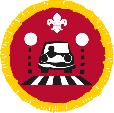 Road Safety Activity Badge