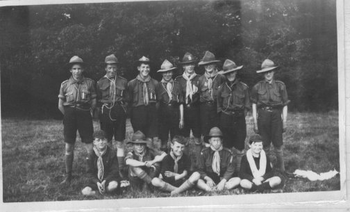 Jul 19th 1929 Monument Camp (6)